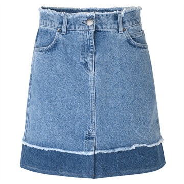 Just Female - Norma denim skirt